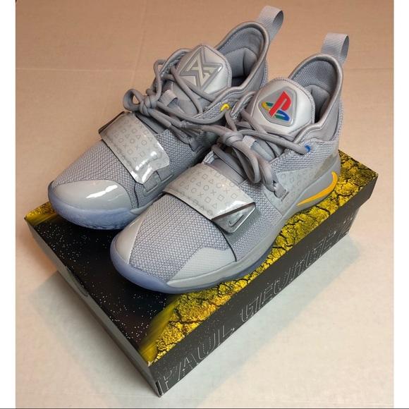 c31cd36c783 PG 2.5 PlayStation Wolf Grey  BQ8388 001. NWT. Nike